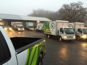 Astro Insulation Trucks